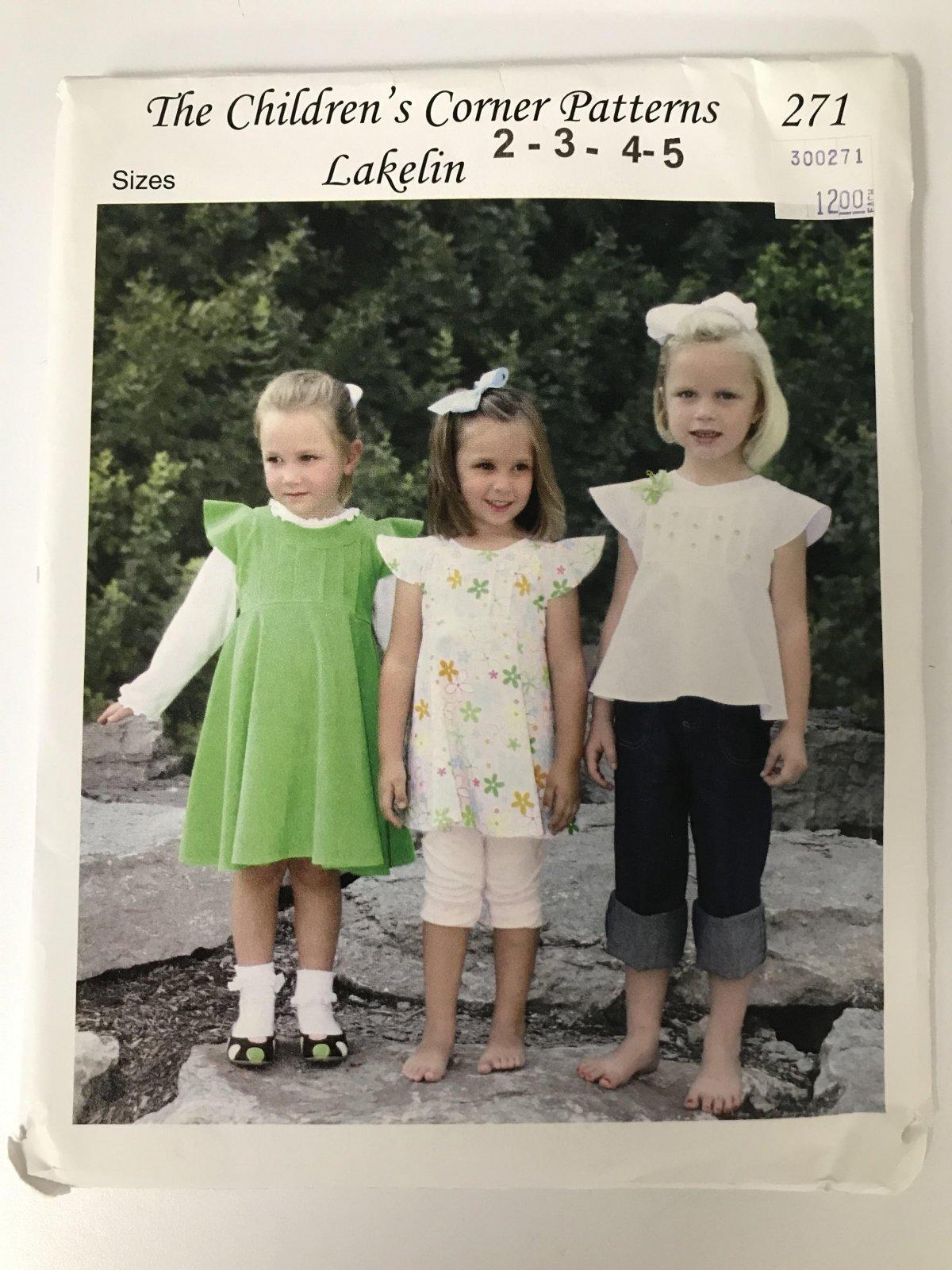 CHILDREN'S CORNER LAKELIN