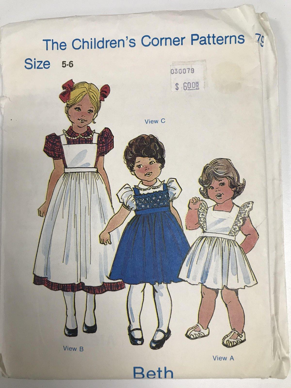 CHILDREN'S CORNER BETH