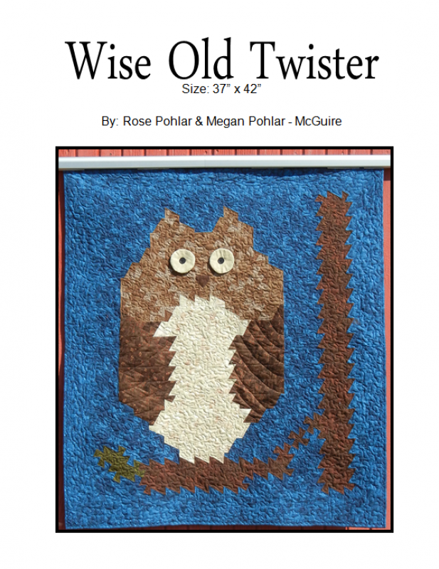 Wise Old Twister