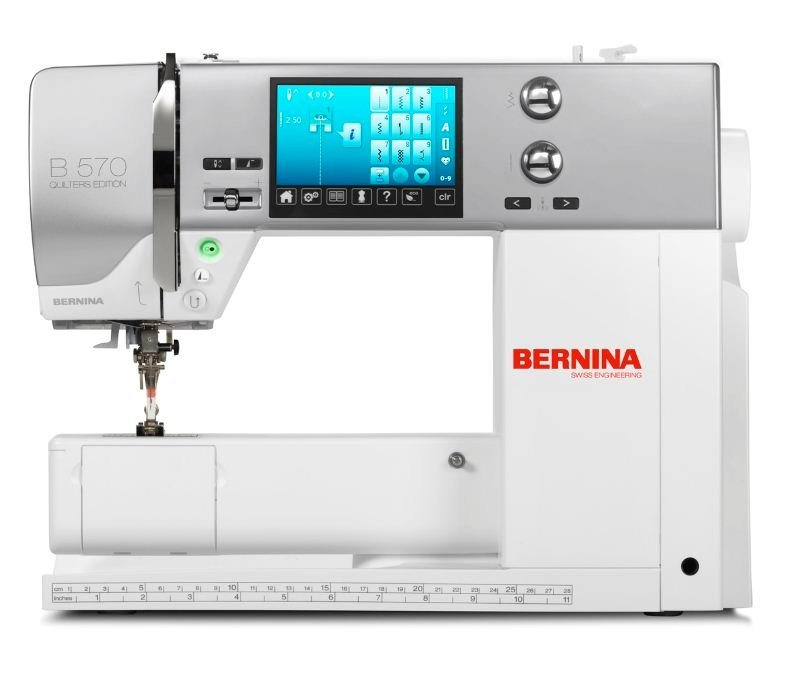BERNINA 570 Next Gen (with Embroidery)