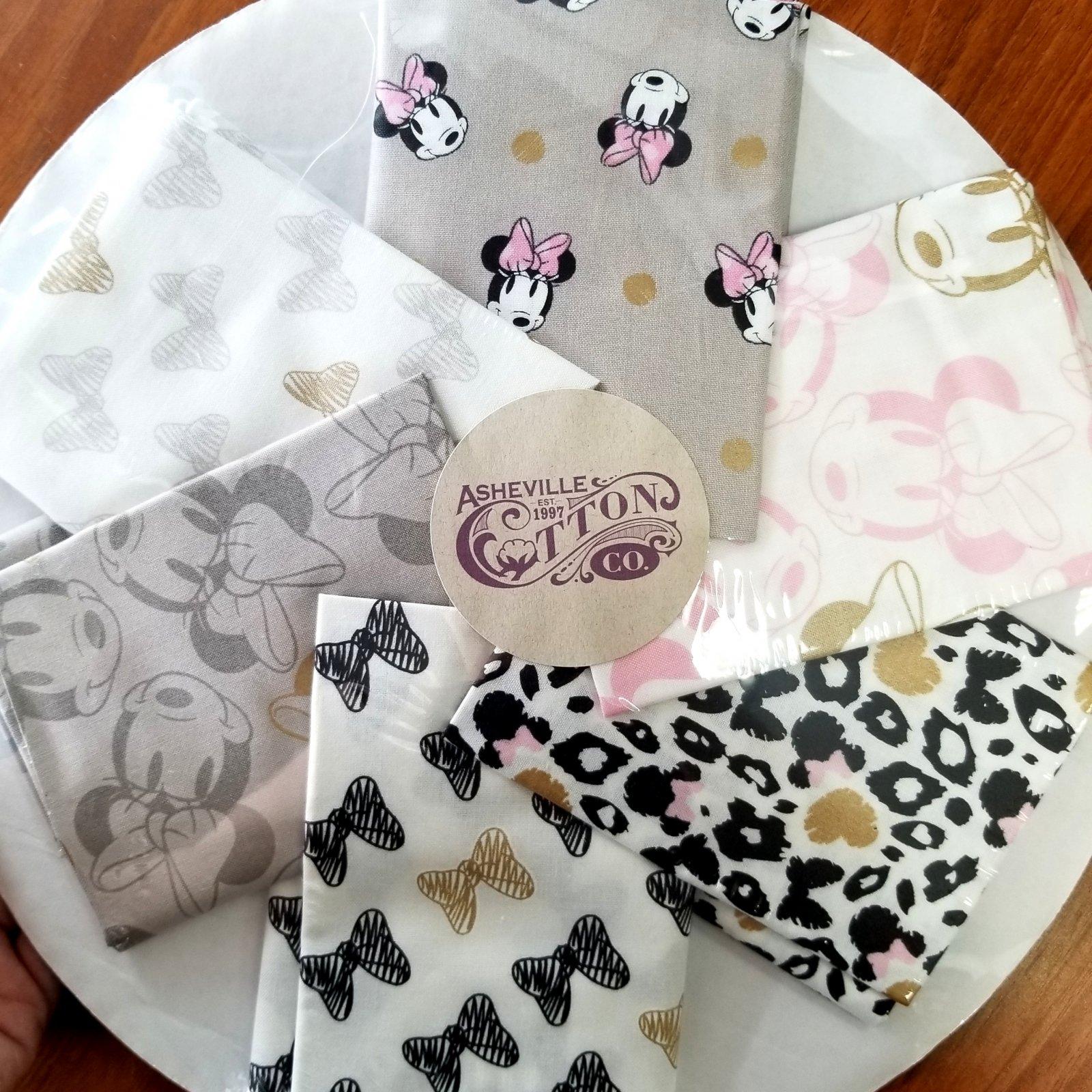 Minnie Mouse FQ Bundle