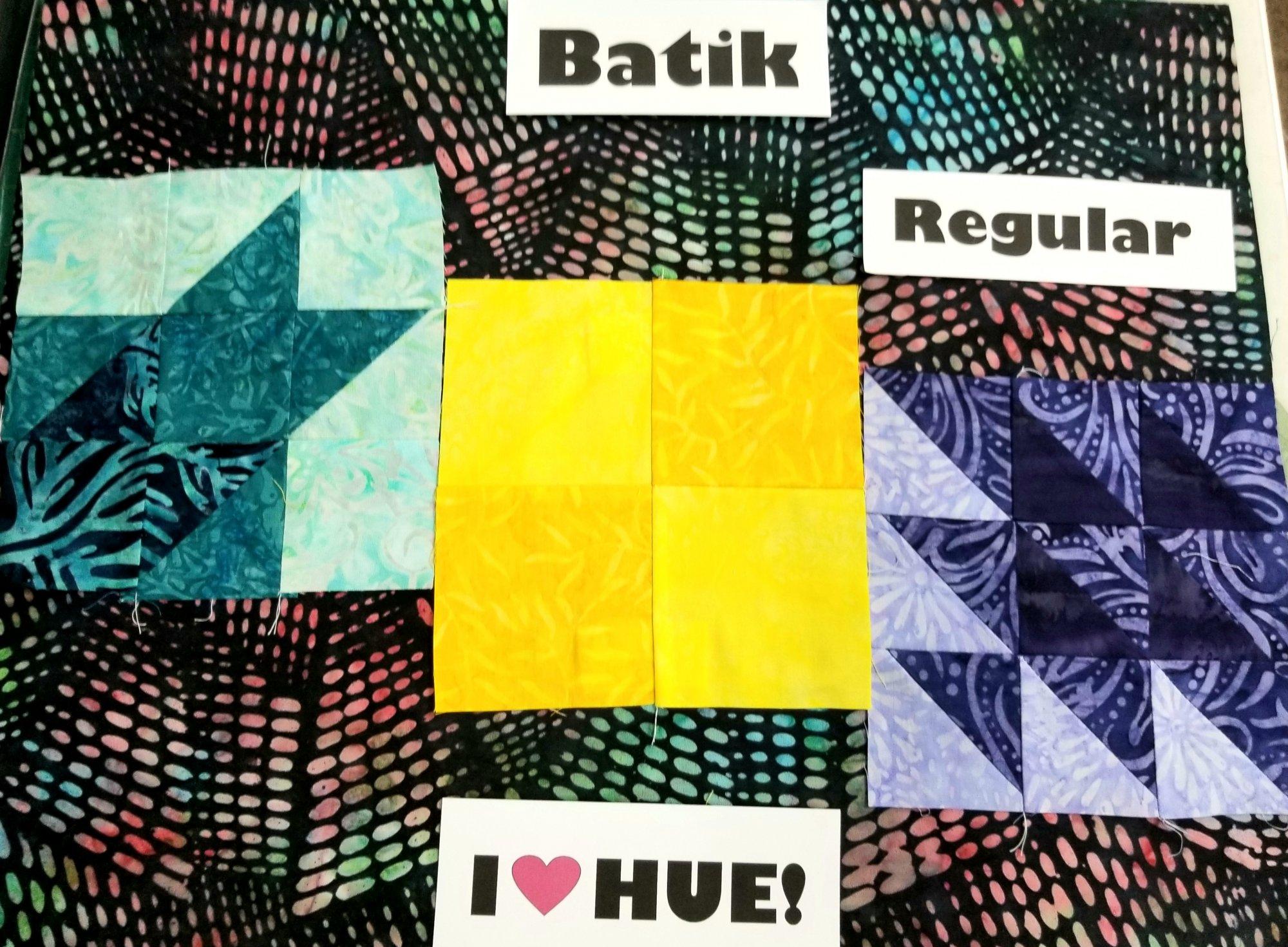 July Batik Regular