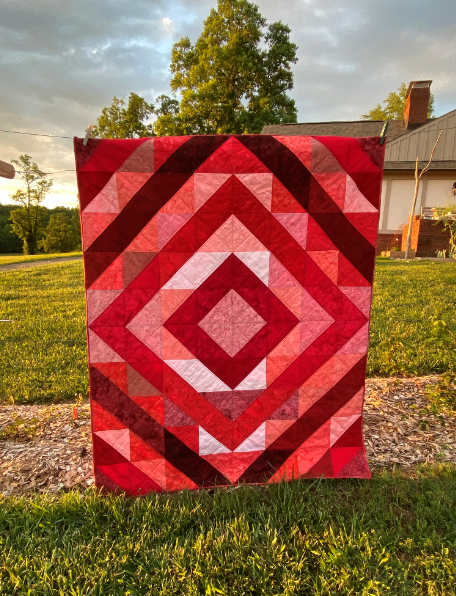 30 Kaye's Quilt