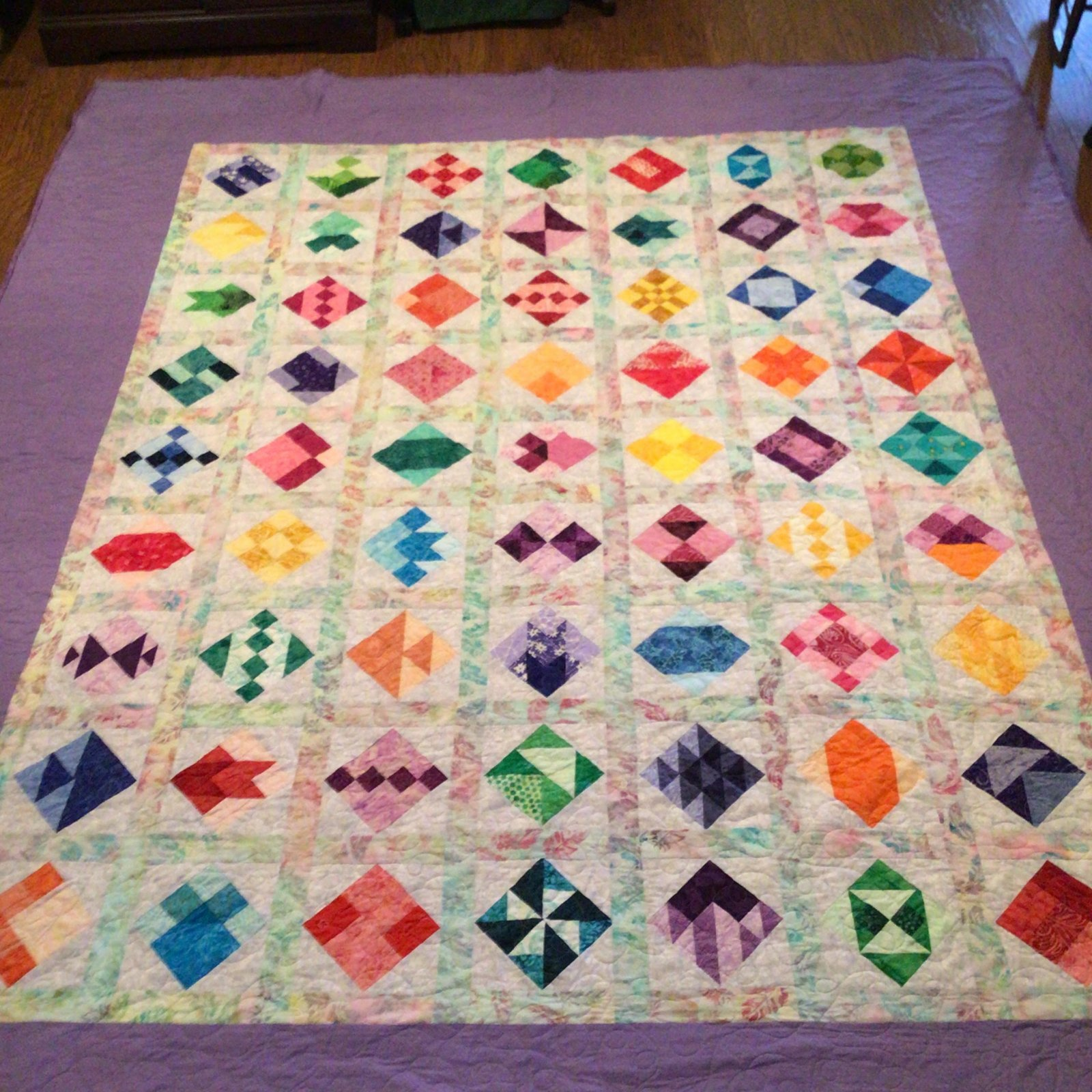 73. Untitled 2020 ACC Block of the month