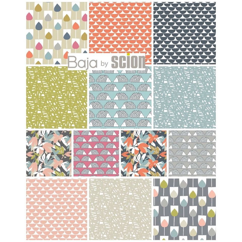 Baja by Scion for FreeSpirit Fabrics