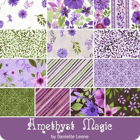 Amethyst Magic by Wilmington Prints