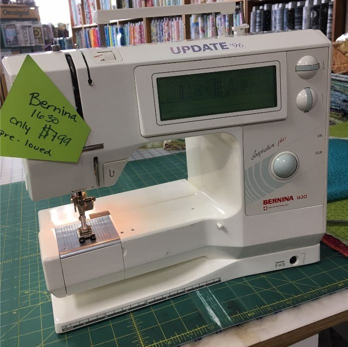 Pre-Loved Bernina 1630