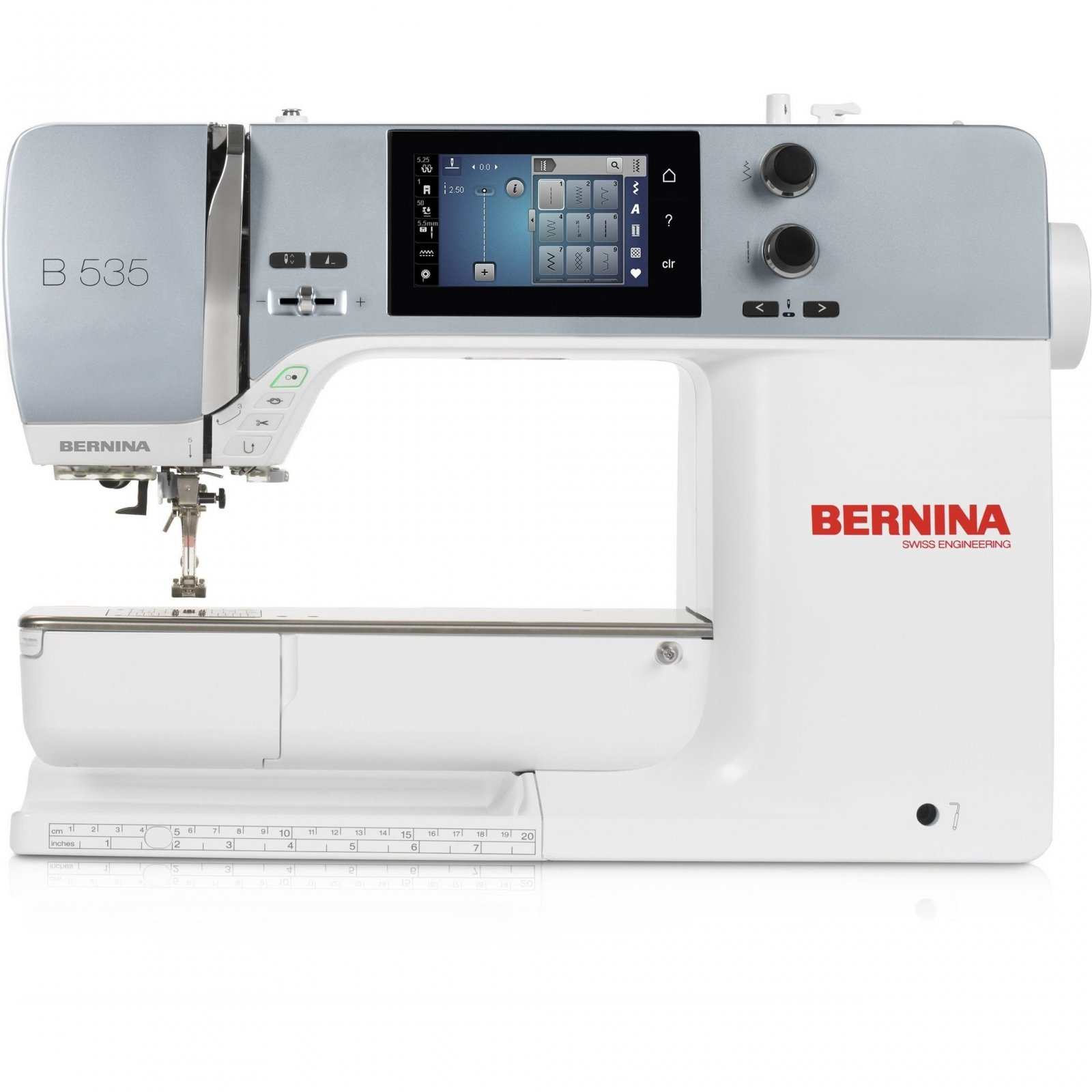 BERNINA 535 (With Embroidery)
