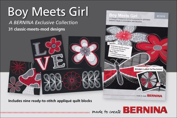 Boy meets Girl Designs CD