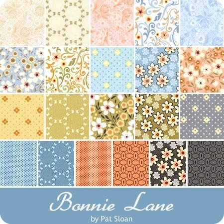 Bonnie Lane by Pat Sloan for Benartex