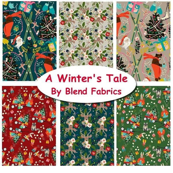 A Winter's Tale by Blend