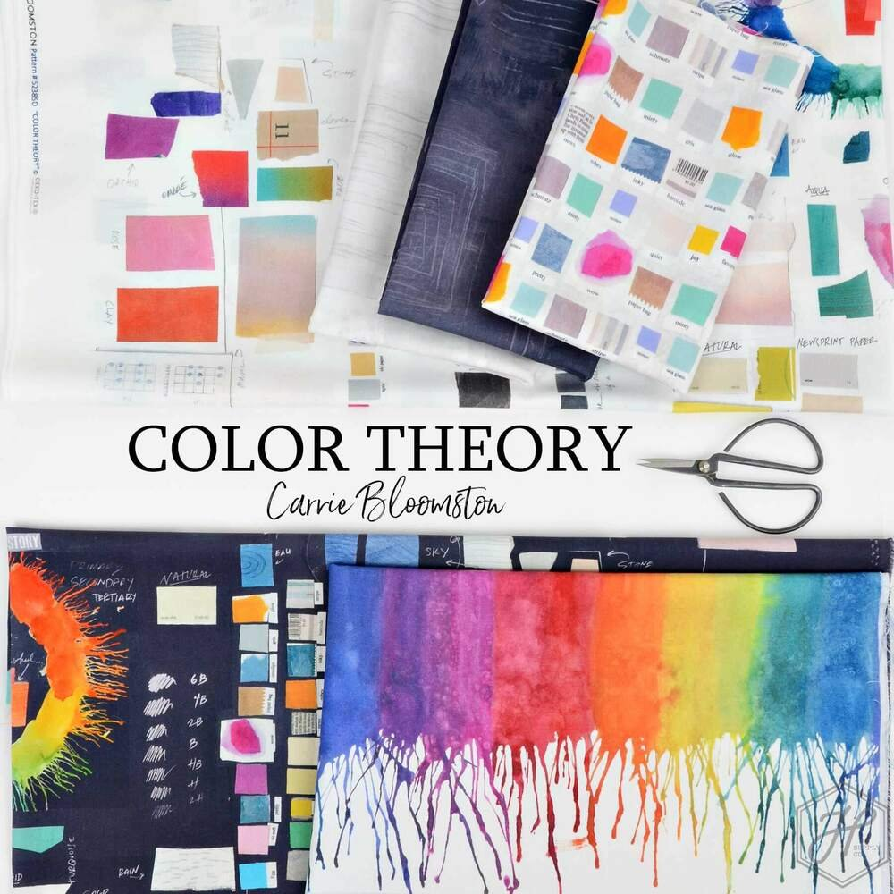 Color Theory by Windham Fabrics