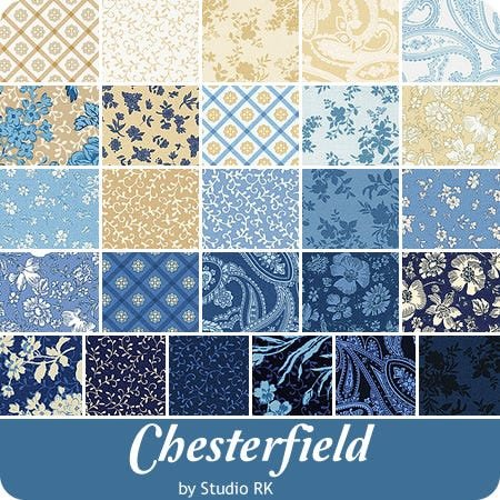 Chesterfield by Robert Kaufman