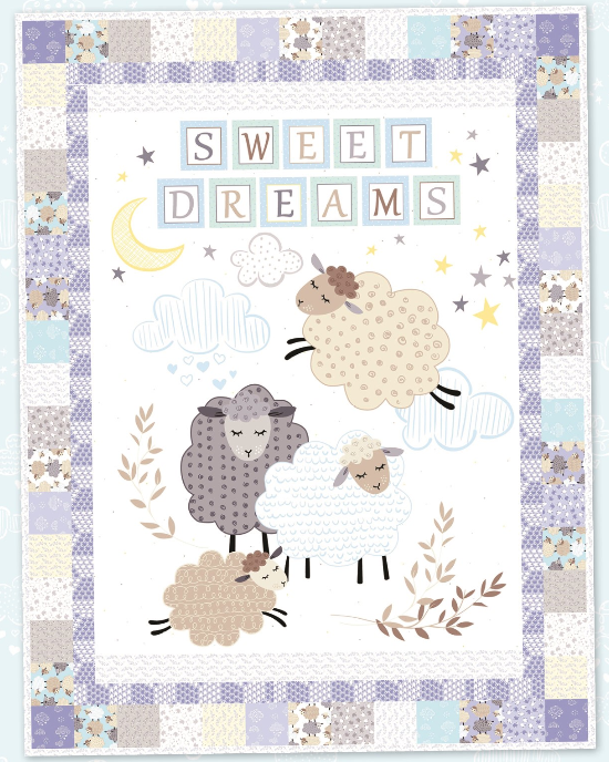Dream Within A Dream quilt kit