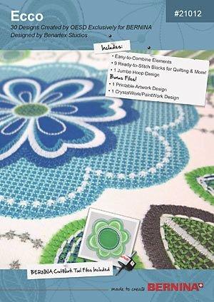 Ecco Embroidery CD