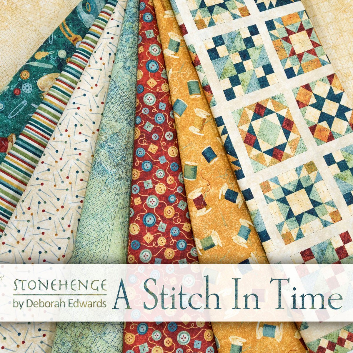 A Stitch in Time by Northcott