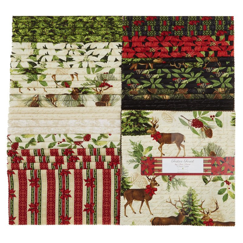 Festive Forest by Wilmington Prints