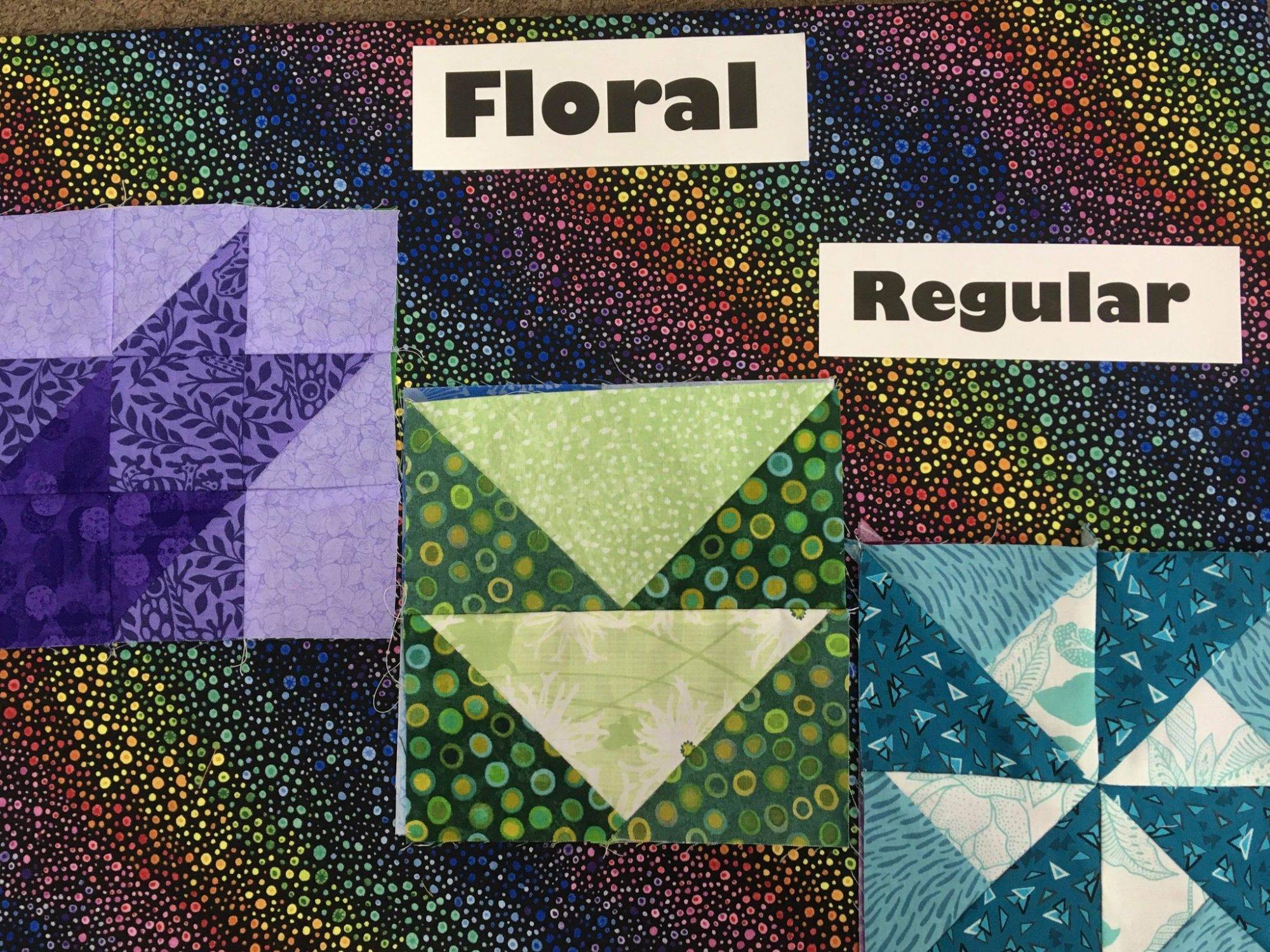 September Floral Regular