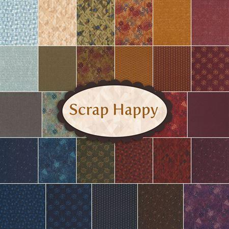 Scrap Happy by Henry Glass