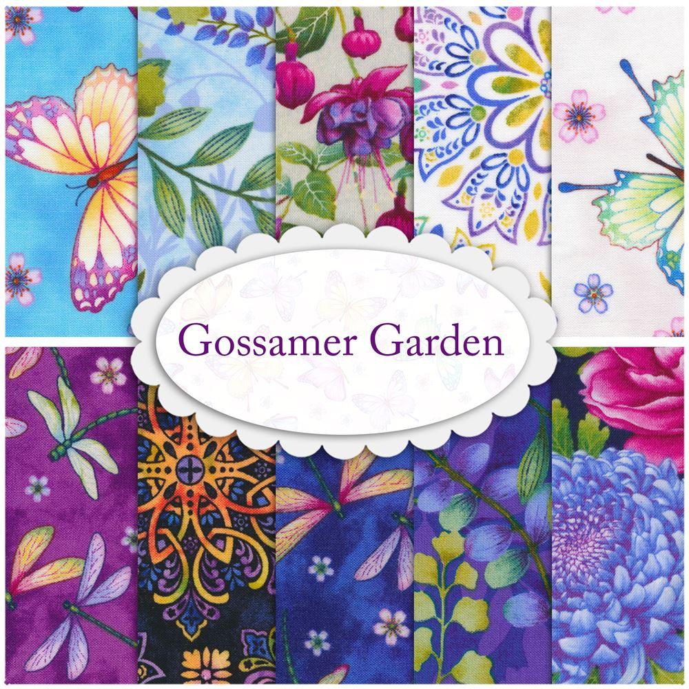 Gossamer Garden by Henry Glass