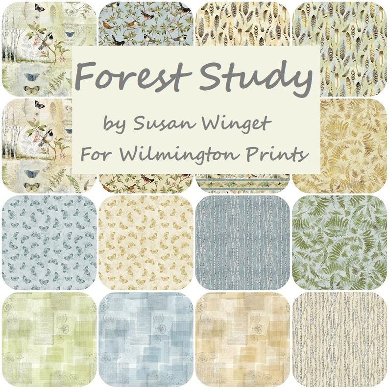 Forest Study by Wilmington Prints