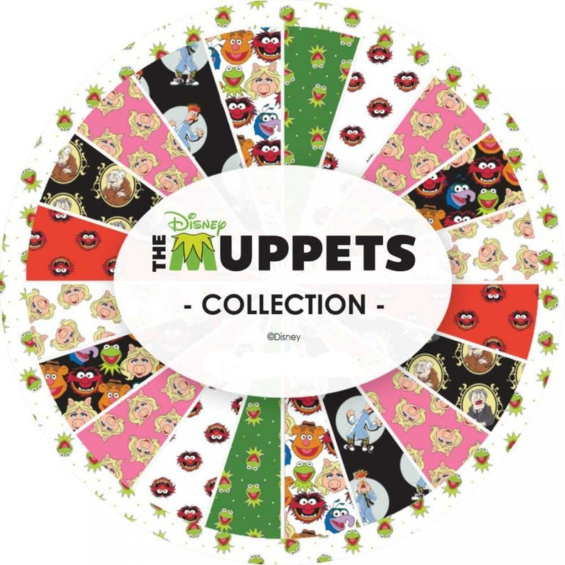 The Muppets by Camelot Fabrics
