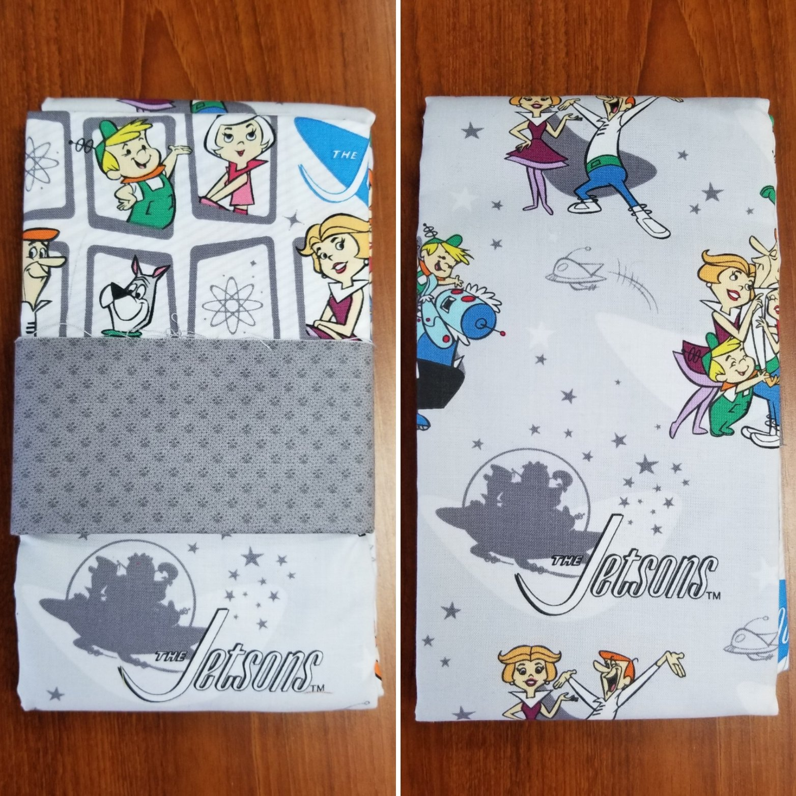 Jetsons Pillowcase Kit (gray)