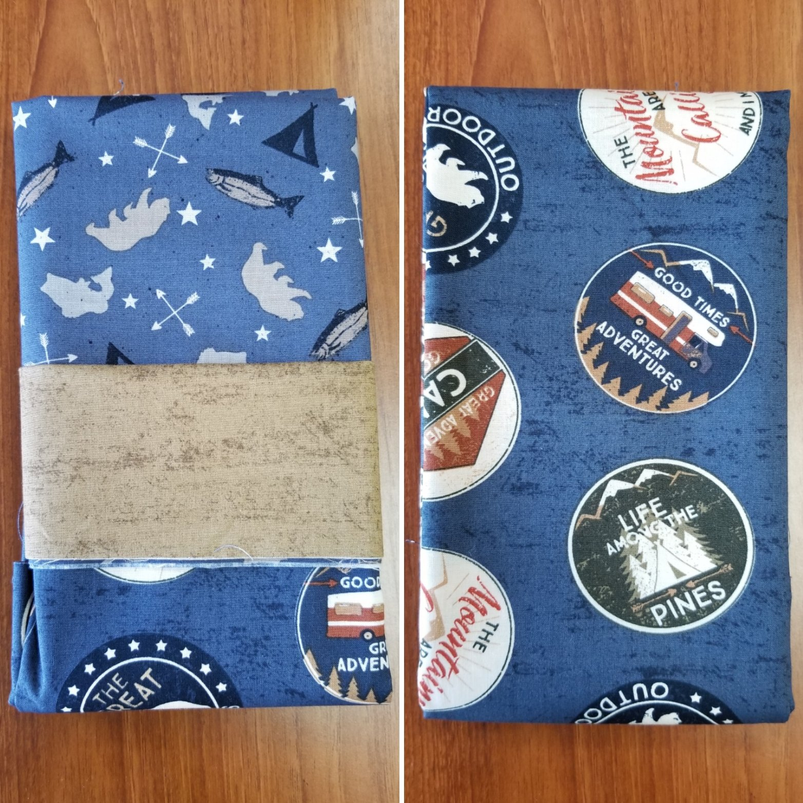 Great Outdoors Pillowcase Kit
