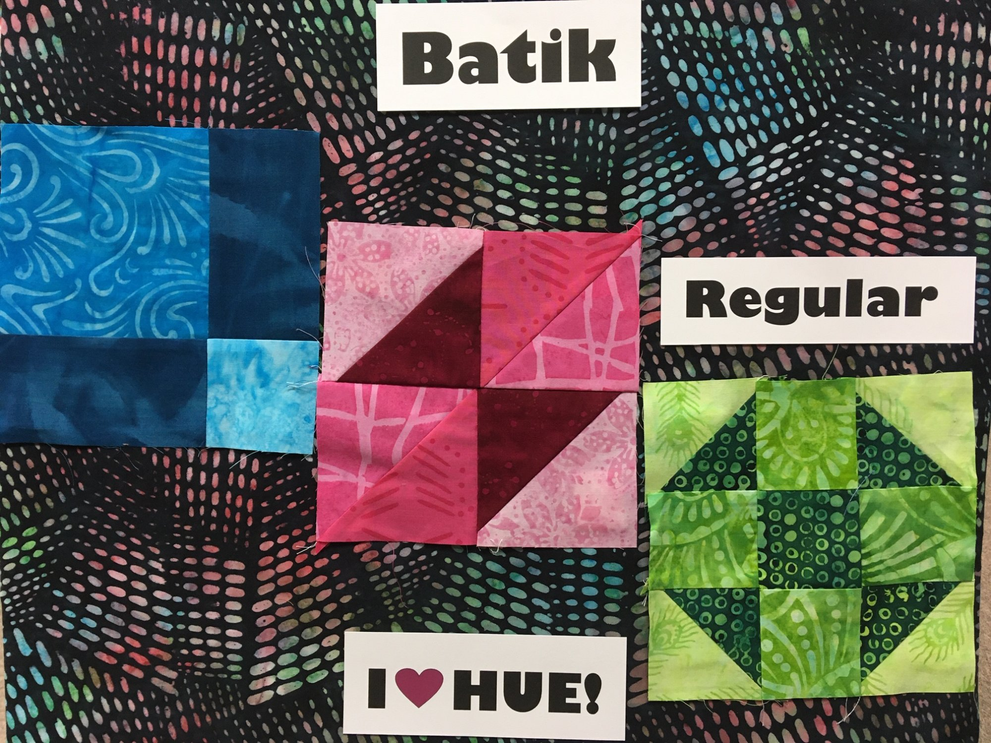 Batik March Regular