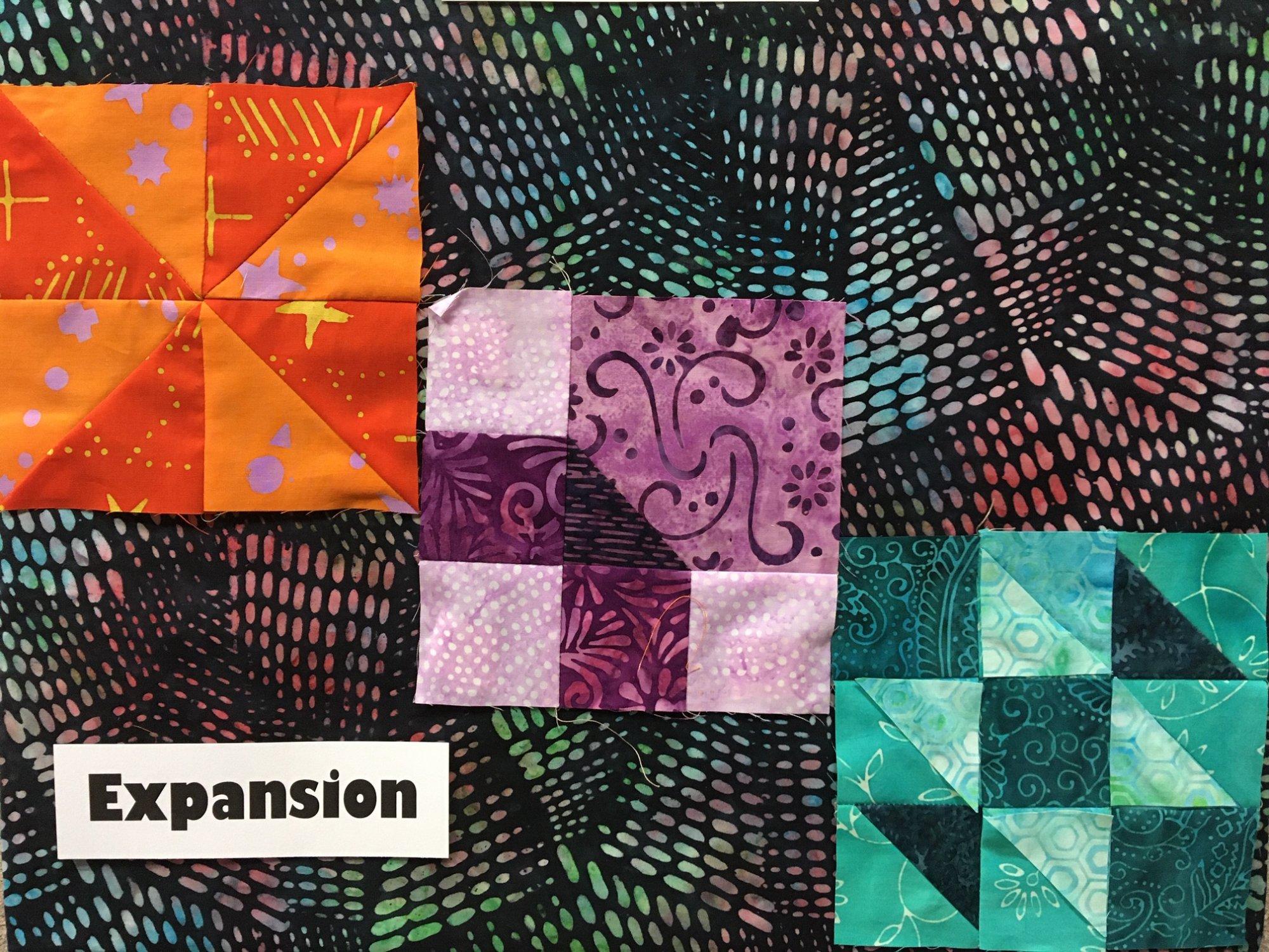 Batik March Expansion