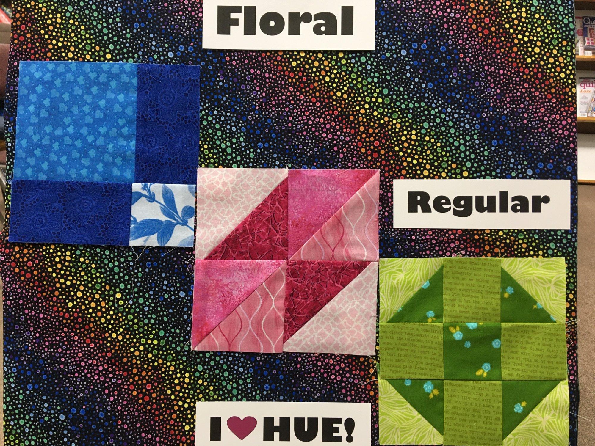 Floral March Regular