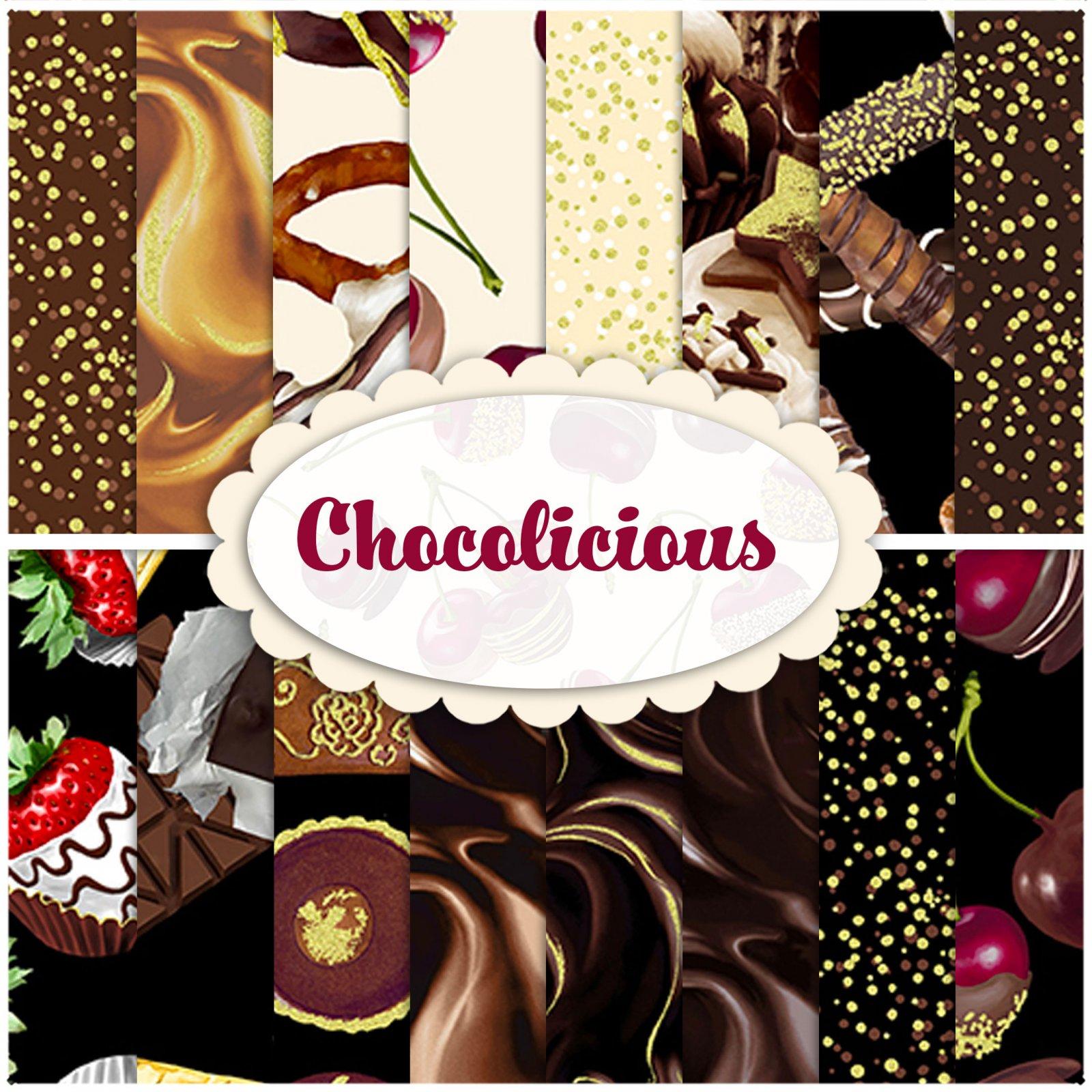 Chocolicious by Kanvas