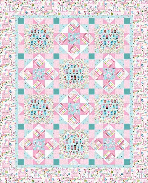Sew Kind Quilt Kit