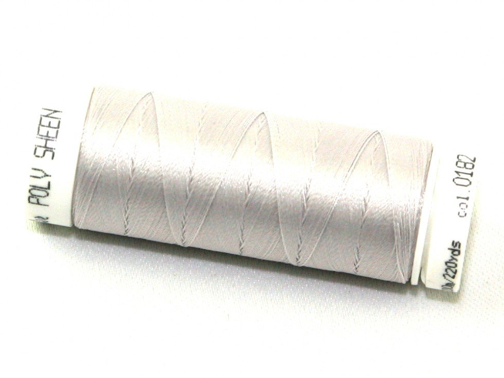 Mettler Poly Sheen Embroidery Thread 150m