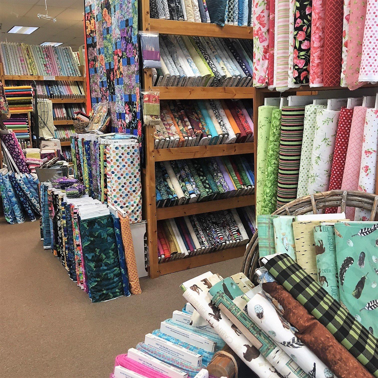 Asheville Cotton Co  | Quilt Store, Fabric Store, Bernina