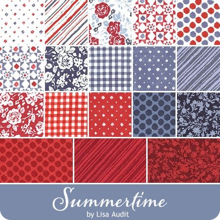 Summertime by Wilmington Prints