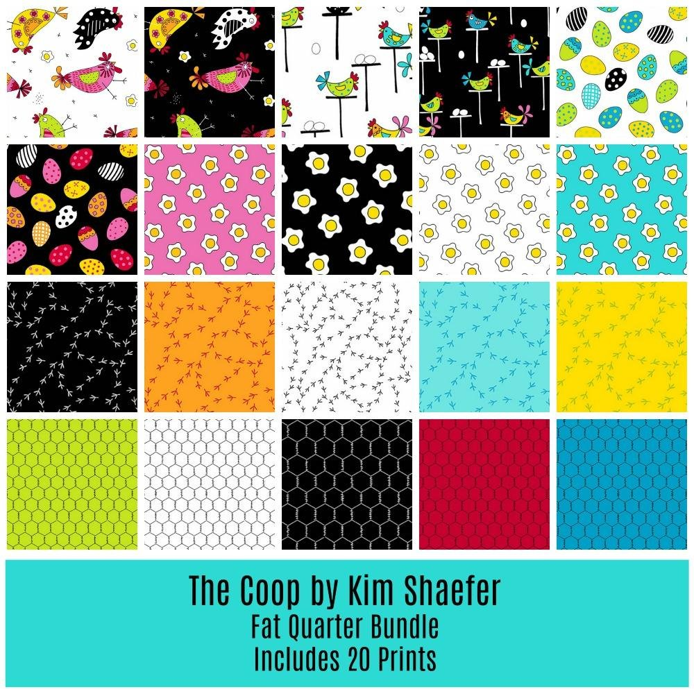 The Coop by Andover Fabrics
