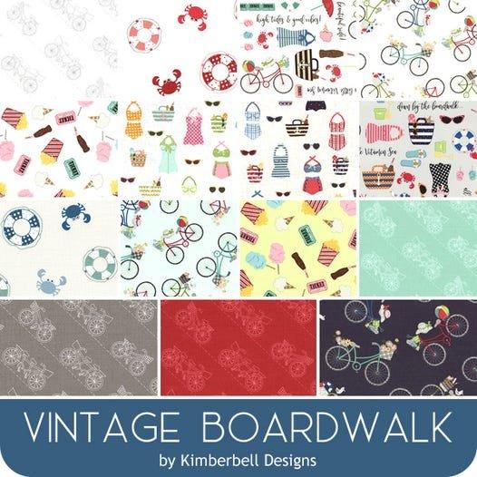 Vintage Boardwalk by Kimberbell Designs