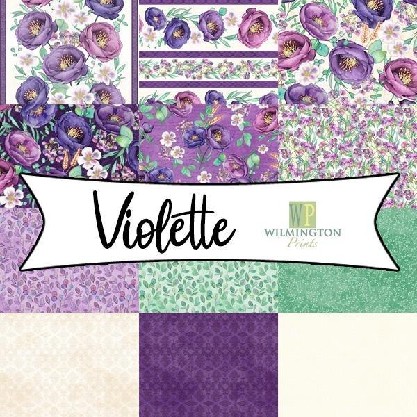 Violette by Wilmington Prints