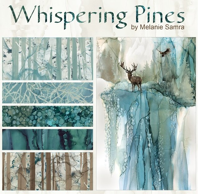 Whispering Pines by Northcott