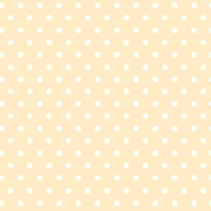 BeBop Dot Pale Yellow - Timberland Critters Collection