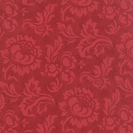 108 Wide Mille Couleurs Red