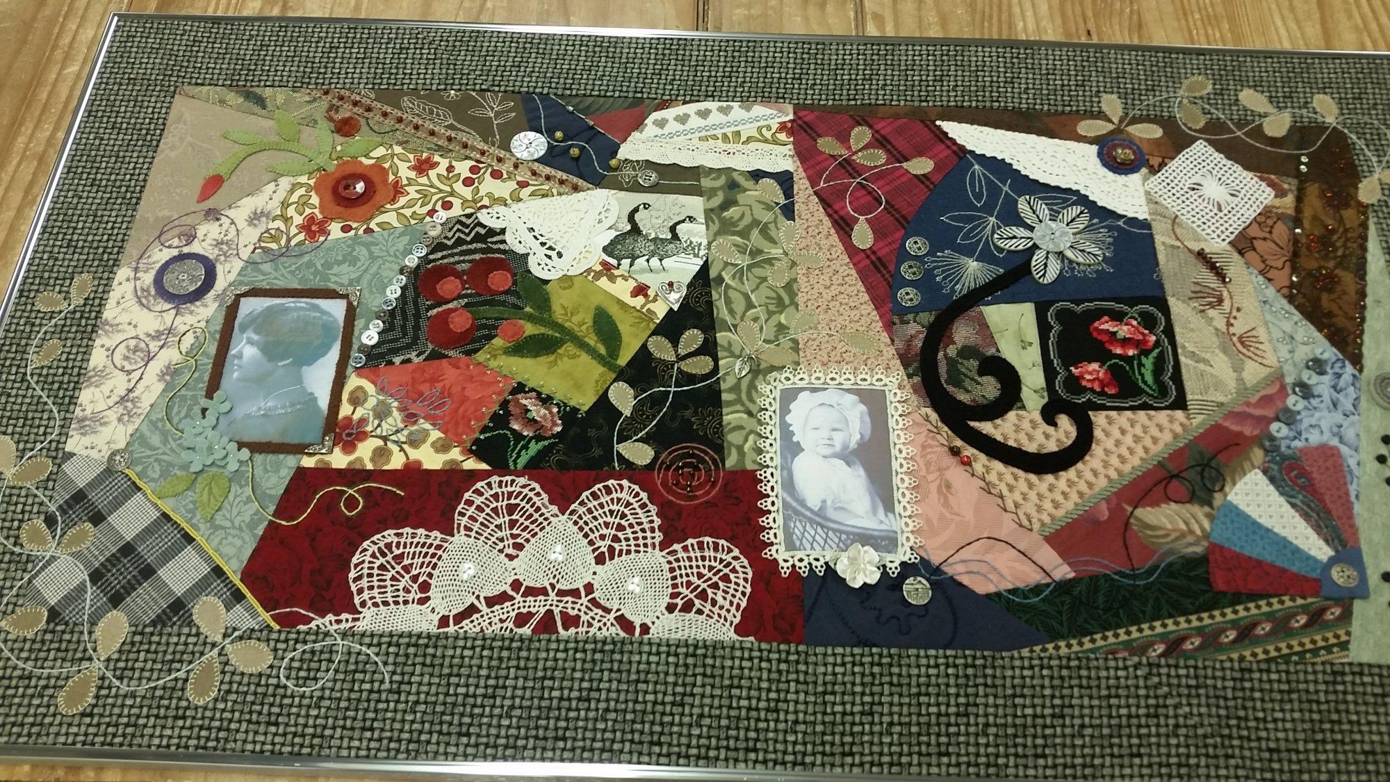 Crazy Quilt Workshop : quilt workshop - Adamdwight.com