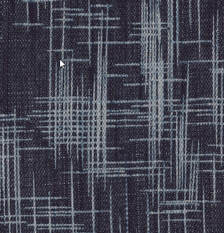 Denim Crosshatch- Rainy Night 57