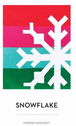 Snowflake Velveteen Kit