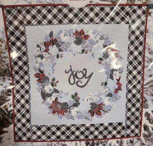 Christmas Plaid Please! - Leslie McNeil