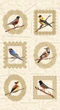 Panel Birds - Paloma