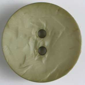 Dill Buttons- Olive Green Round
