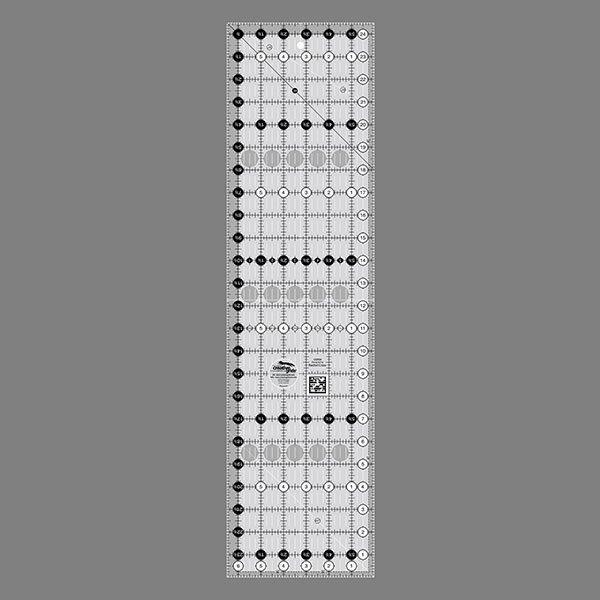 6 1/2 x 24 1/2 Creative Grids Ruler