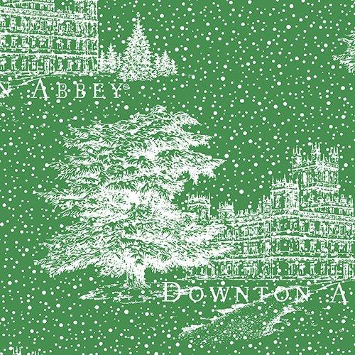Christmas A-7803-MG Downton Abbey
